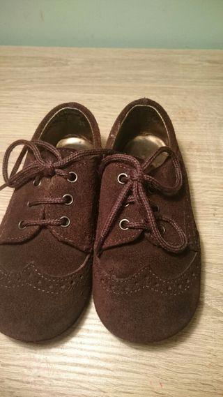 Zapatos marrón unisex