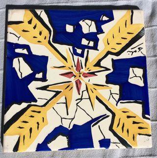 Azulejos Duchin - Dali (1954)