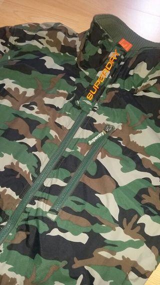 Chaqueta militar SUPERDRY