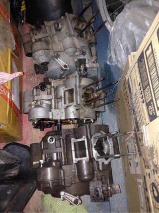 Despiece de ciclomotores Derbi rieju aerox