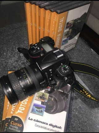 Curso de fotografia en DVD
