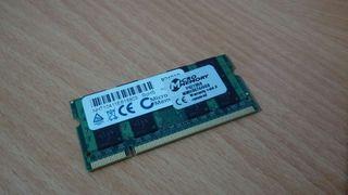 1 x 4gb DDR2 So-Dimm portatil memoria