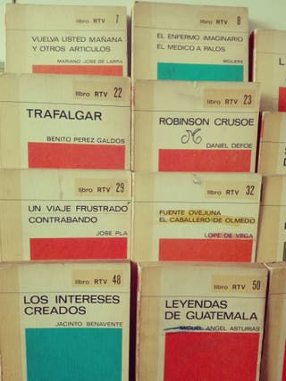 Colección Salvat · Clasicos de la Literatura