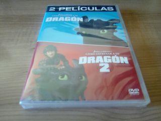 Peliculas dvd como entrenar a tu dragon