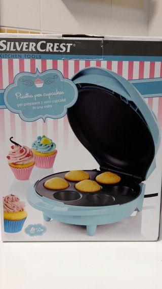 Máquina cupcakes silvercrest