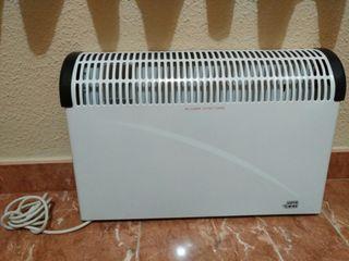 Radiador eléctrico blanco 2000W