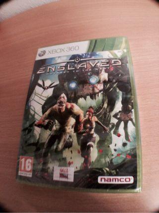 Enslaved original (Xbox 360)