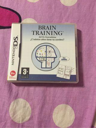 Juego Brain Trainning