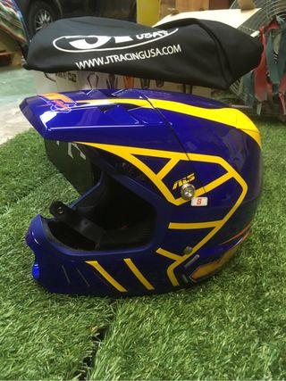 Casco Jt racing usa