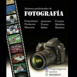 Fotógrafo independiente