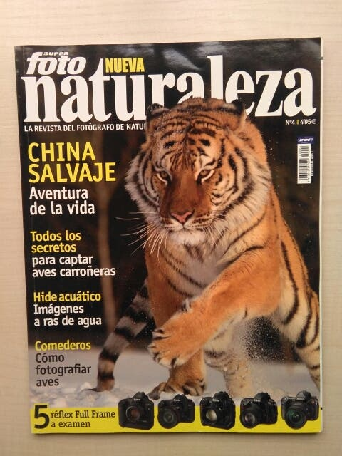 revista Super Foto Naturaleza, 4.