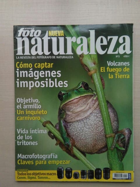 revista Super Foto Naturaleza 3