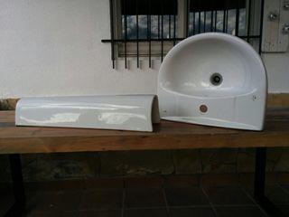 Mueble pica wc baño