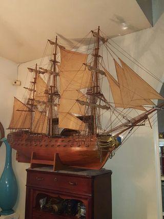 Maqueta barco Superbe