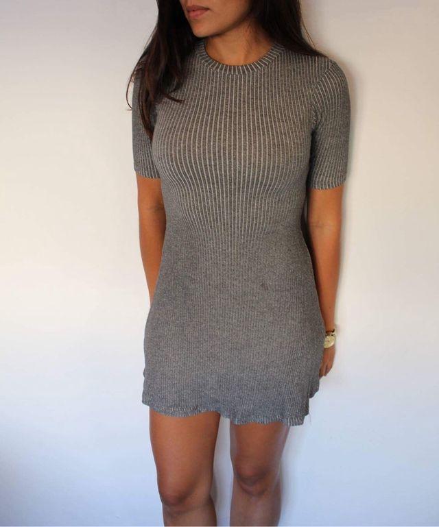 Vestido de Zara