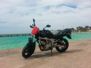 Yamaha Fz6 54.000km cambio por Partner o similar