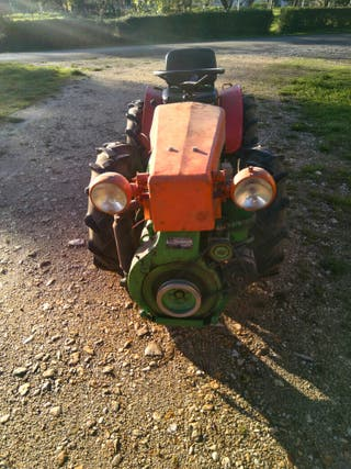 tractor articulado agria ( pasquali motocultor )