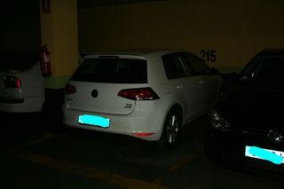 Vendo plaza de garage en plaza de España