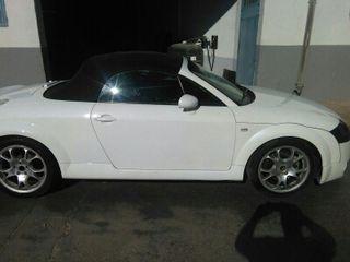 Audi tt descapotable