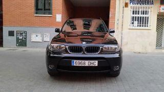 BMW X3 2.0D 150CV manual 6 velocidades