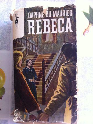 Libro Rebeca.