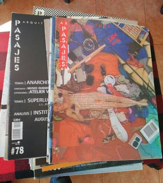 "Revista de Arquitectura ""Pasajes"""