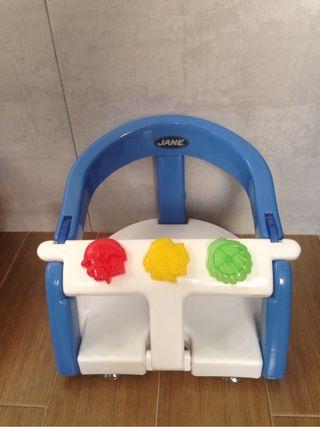 Sillita De Seguridad Para El Baño De Tu Bebe Marca Jané