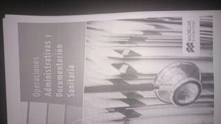 Libro tecnicas administrativas y doc. sanitaria