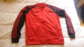 Chaqueta Adidas Roja Mano Segunda 45 Y Originals Por De Negra C7nTv76Bx