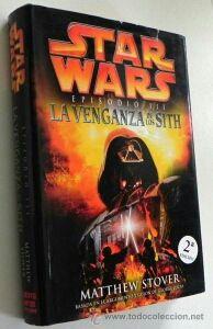 Star Wars La venganza de los sith (libro)