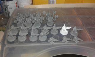 Orcos warhammer 40k