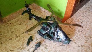 Helicoptero de juguete con sonido