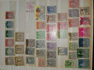 Coleccion sellos internacional