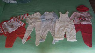 Lote niño 3 y 3-6 invierno