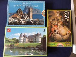 Pack 3 puzzles