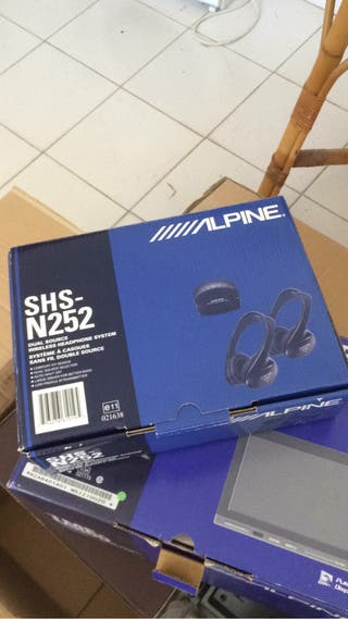 AURICULARES INHALAMBRICOS ALPINE