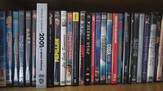 Lote de 46 peliculas en DVD