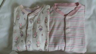 Lote pijamas de niña