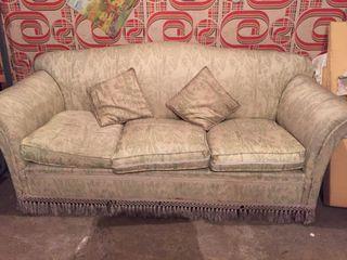 Magnífico sofá 3 plazas