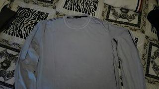 Camiseta DKNY elástica. L