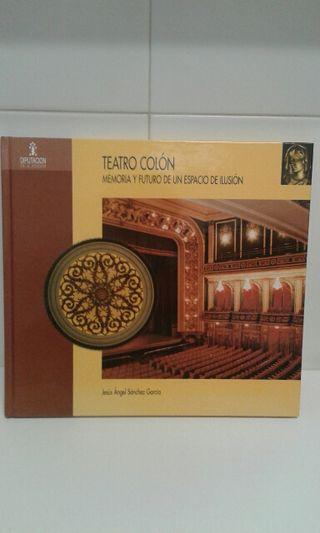 Libro teatro Colón