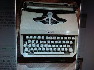 Máquinas de escribir colección