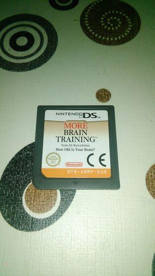 More Brain Training Juego de Nintendo Ds / Dsl / Dsi / 2Ds / 3Ds