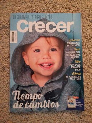 90 Revistas Bebé - Crecer Feliz