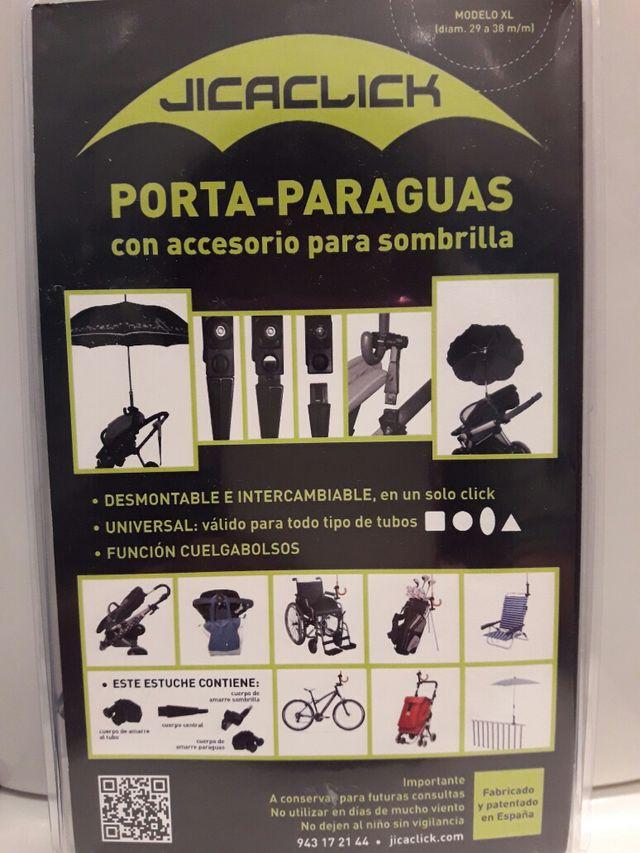 eaf96c0e1 Porta-paraguas JICACLICK XL de segunda mano por 18 € en Grado en ...