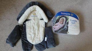 Reductor Para Bebés Cudle Soft(Sunshine Kids)