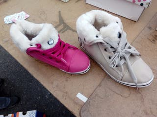 Zapato niña tallas 28 al 35