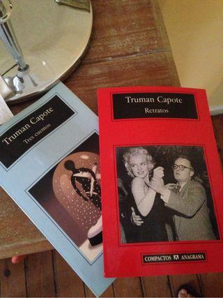 Libros Truman Capote