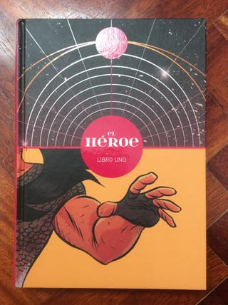 EL HEROE de David Rubín