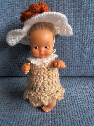Muñeca Barriguitas años 80 personalizada